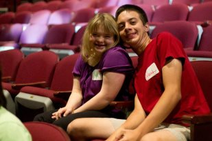 Katie and Noah