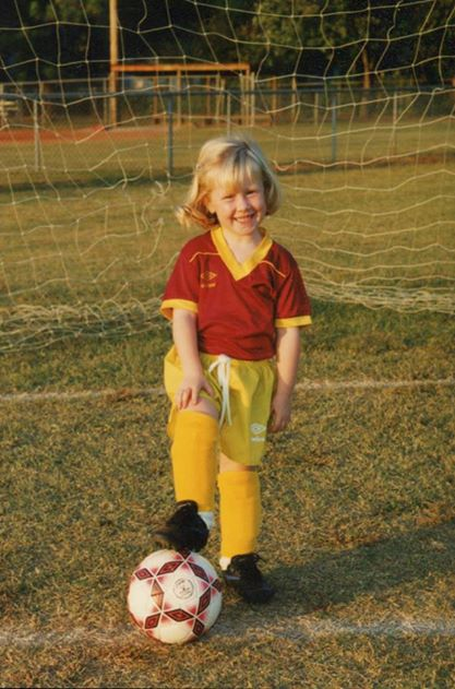 Three-year-old soccer…why?
